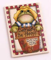 Don't Worry, Be Hoppy – Magnet