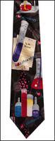 T-19  I Love Lab Tie