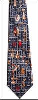 T-57 Periodic Table Tie