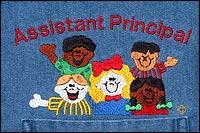 Assistant Principal Denim Shirt    Sale  $10.00