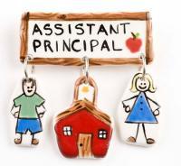 Assistant Principal Ceramic Pin