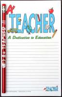 A+ Teacher - Note Pad and Pencil Set