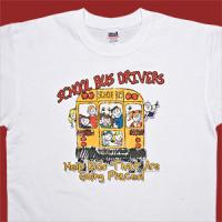 Bus Drivers Help Kids That are Going Places T-Shirt