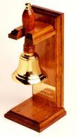 Brass Bell w/ Stand