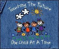 Touching the Future Denim Shirt