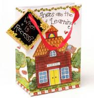 Teachers Are the Heart of Learning - Mini Gift Bag