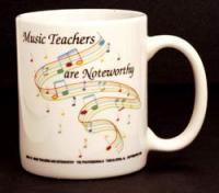 Music Teacher Mug