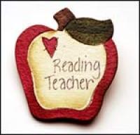 Reading Teacher Pin