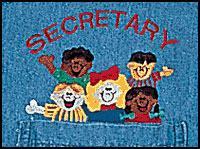 Secretary Denim Shirt    SALE Only $10.00