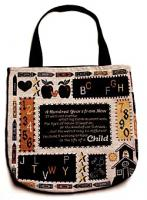 Hundred Years From Now Tapestry Totebag