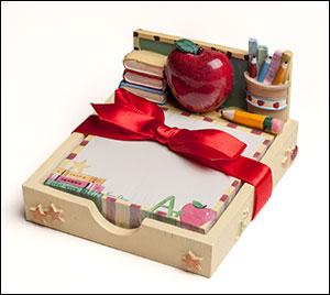 Apple Memo Gift Set Gift Set
