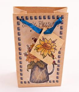 Simple Pleasures Mini Gift Bag