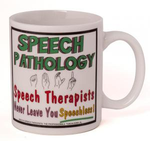 Speech Therapist Mug