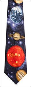 T-52  Planets Tie