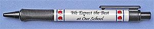 We Expect The Best at Our School  Ink Pen