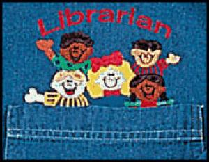 Librarian Denim Shirt    SALE Only $14.99