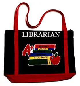 Librarian Totebag
