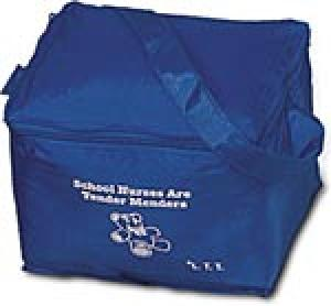 School Nurses are Tender Menders Insulated Lunch Bag