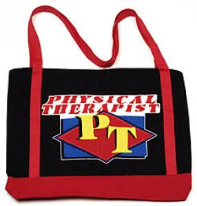 Physical Therapist Totebag