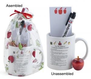 Mug-Pen-Apple Gift Set