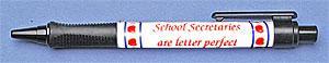 School Secretaries Are Letter Perfect Pen